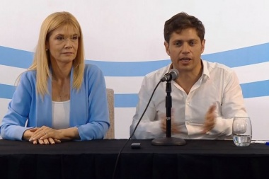 "Axel Kicillof: ""Vamos a ser un gobierno de gestión, no de marketing"""
